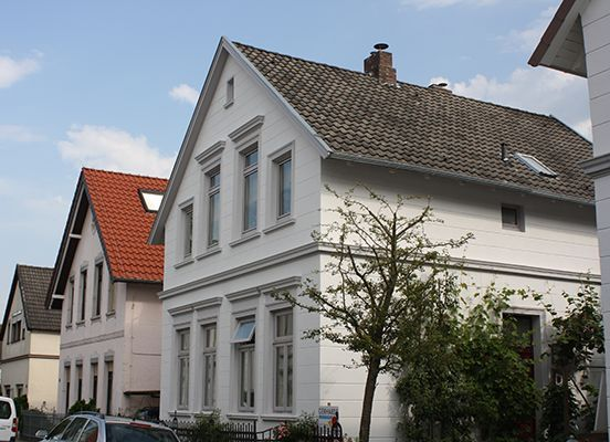 Sanierung eines Bürgerhauses in Oldenburg
