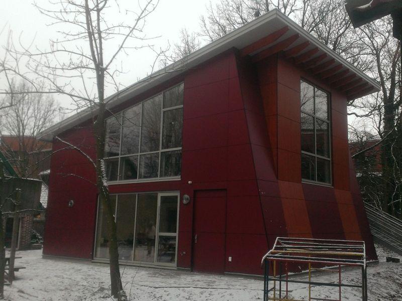 Haus der Kunst und Bewegung